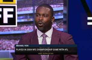 Michael Vick's advice to the Rams, Saints, Patriots and Chiefs: 'Give 110%. No regrets'
