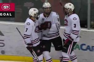 hdm: st. cloud state upends western michigan 5-2