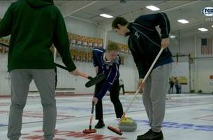 hdm 2019: bemidji hockey players can't seem to stay off the ice