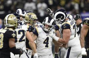 the los angeles rams are going to the super bowl!