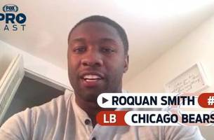 Bears LB Roquan Smith makes his picks for NFL Conference Champions