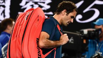 Federer to play clay-court season after Australian Open exit