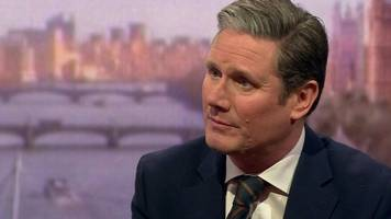 keir starmer: pm needs to compromise or face fresh referendum