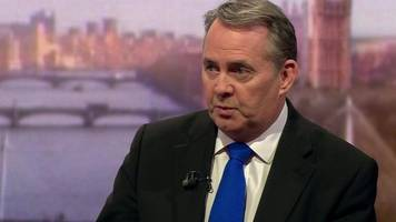 Liam Fox: May's Brexit deal is still the best way forward