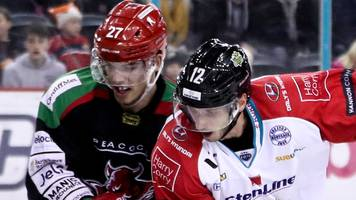 Elite League: Giants beaten again by leaders Cardiff