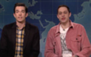 Video: John Mulaney & Pete Davidson Talking About 'The Mule' Was The Best Thing On SNL