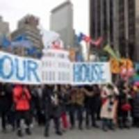 'we need to come together with one unified voice': photos from 2019 women's march events in nyc