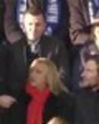 sky sports reporter left red-faced after mistaking huddersfield manager target for a fan