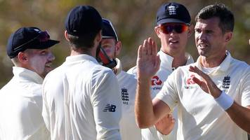 England preparation for West Indies 'not ideal', says James Anderson