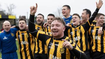 Scottish Cup win over Ayr United is 'Auchinleck Talbot's game-changing greatest day'