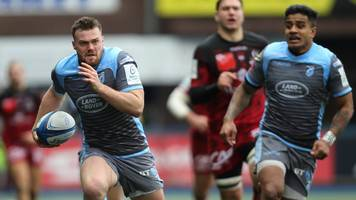 John Mulvihill: Cardiff Blues can be 'happy' with Euro campaign