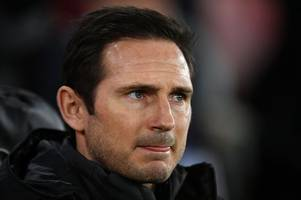 'frank lampard has lost the plot' - ex-premier league midfielder criticises derby county boss over 'spygate'