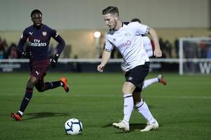 'kyle mcallister shows his class' - derby county loanee nets superb winner late on for st mirren