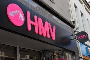 hmv could be saved as mike ashley enters talks with owners