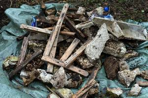 mum's horror at finding hypodermic needles in her back garden weeks after getting new tenancy