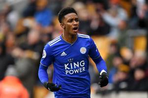 leicester city players won't be affected by claude puel exit talk, insists demarai gray