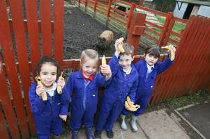 Inside the Nottinghamshire school that has its own farm