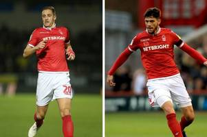 nottingham forest boss martin o'neill gives injury update on michael dawson and tobias figueiredo