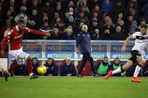 nottingham forest defeat 'a reflection of the task' martin o'neill has taken on, not his ability