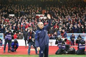 nottingham forest denied by 'big saves' on day 'prodigal son' martin o'neill made city ground return