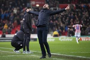 the many managerial masterstrokes of stoke city saviour nathan jones
