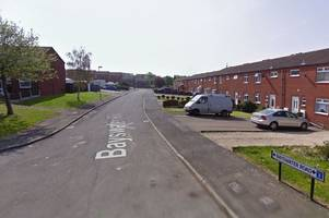 man battered to within an inch of his life with a pole outside his home in lower gornal - for 'no reason'