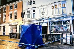 man in critical condition after brutal attack outside wolverhampton pub