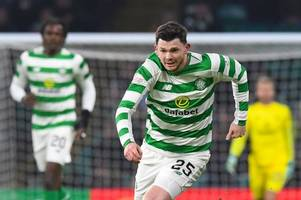 celtic star oliver burke looks like a pub player and is never good enough - hotline