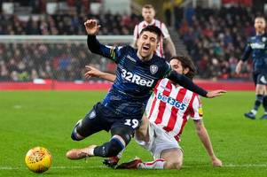 latest championship odds as leeds united, norwich city and sheffield united have mixed weekend