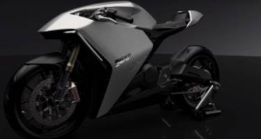 Ducati Is Working on a Futuristic Electric Motorcycle