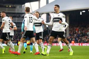 fulham player ratings: ryan babel impresses on debut as side cruelly lose to spurs