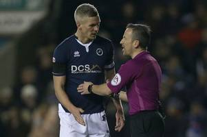 middlesbrough's penalty, george saville and the form of lee gregory - millwall talking points