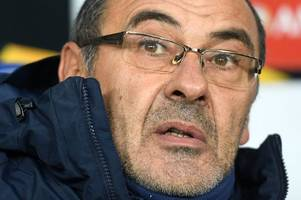 Rio Ferdinand hands Maurizio Sarri warning over Chelsea dressing room after Arsenal criticisms