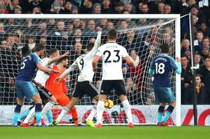 'should start more often' - arsenal fans and others say the same thing as llorente nets own goal
