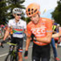 cycling: heartbreak for new zealand's patrick bevin as daryl impey wins 2019 tour down under