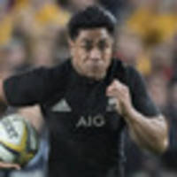 rugby: former all black malakai fekitoa on reason he signed for wasps and supporting 30 relatives
