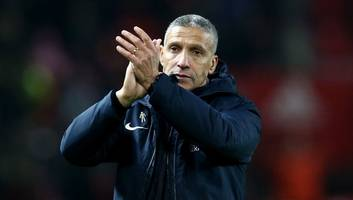 Chris Hughton Disappointed by Brighton's Defending in 2-1 Defeat to Man Utd