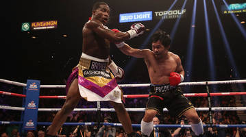 Manny Pacquiao Easily Dispatches Adrien Broner, but Is a Bigger Fight on the Horizon?