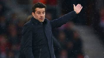 Marco Silva Laments Everton's Lack of Aggression During Their Defeat to Southampton