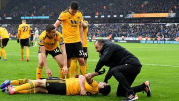 nuno espirito santo claims he 'deserved' sending off following dramatic wolves victory