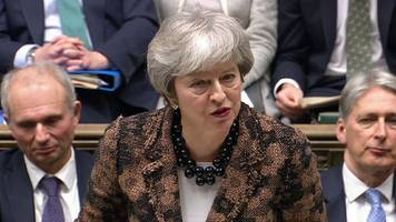 Brexit: Theresa May scraps £65 fee for EU citizens