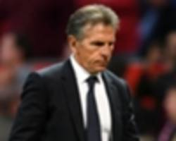 latest premier league odds: puel red-hot favourite in the sack race after wolves defeat