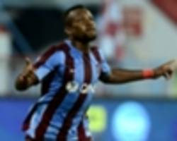 EXTRA TIME: Trabzonspor fans give injured Ogenyi Onazi hero's welcome