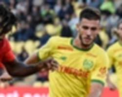 nantes coach claims miazga faked back injury to force an exit