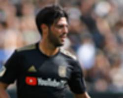 'we'll see what happens' - vela stays quiet on barcelona links