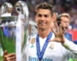 why didn't real replace ronaldo? they should have signed mbappe and hazard! - prosinecki