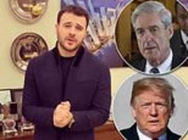 russian pop singer who set up notorious trump tower meeting cancels u.s. tour over 'mueller fear'