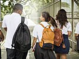Schools right to clamp down on uniform policy,...