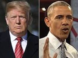 'i guess i found a magic wand!' trump boasts manufacturing jobs record as he mocks obama