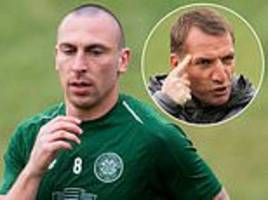 brendan rodgers insists celtic have made improvements since draw at st mirren